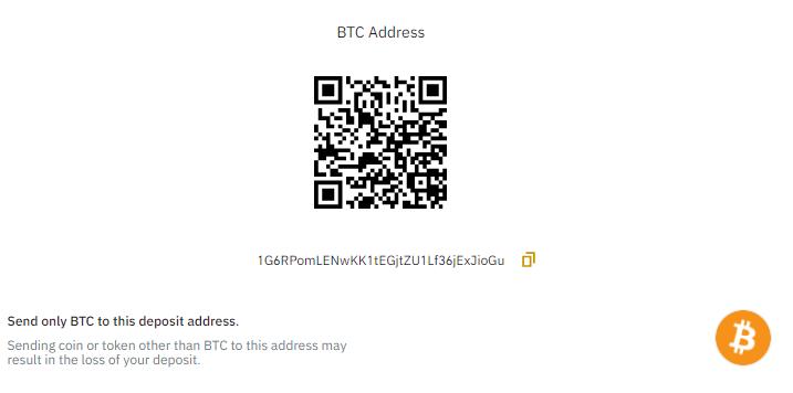 Binance BTC Address Guest Post