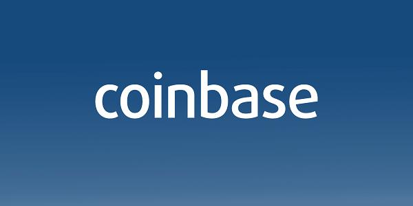 Coinbase Logo Grey