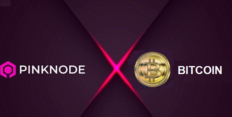 Pinknode and Bitcoin difference