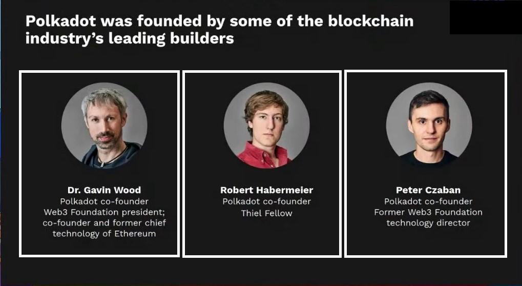 Polkadot Founders
