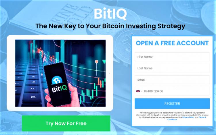 BitIQ registration
