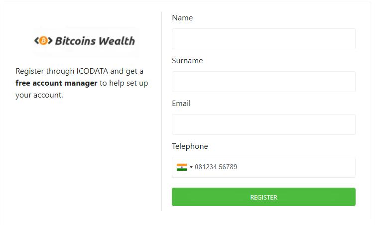 Bitcoin Wealth image