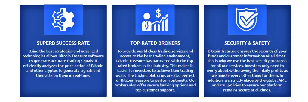 Bitcoin Treasure work