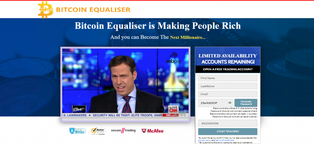 Bitcoin Equaliser Nagri
