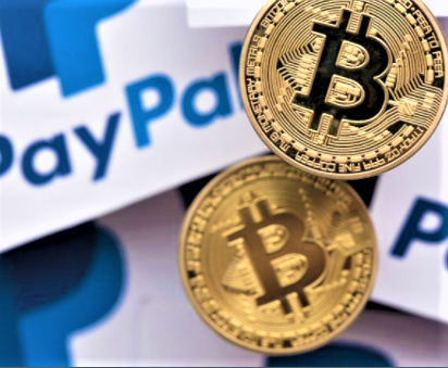 Crypto and PayPal image